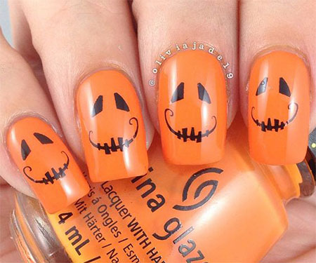 20-Simple-Easy-Halloween-Themed-Nails-Art-Designs-2016-16