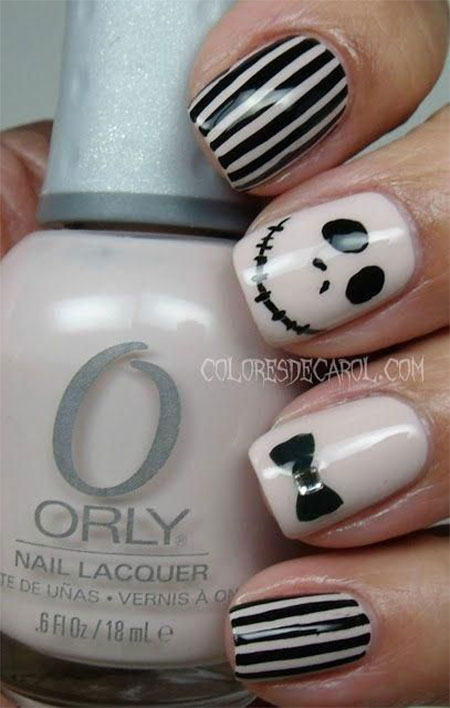 20-Simple-Easy-Halloween-Themed-Nails-Art-Designs-2016-17