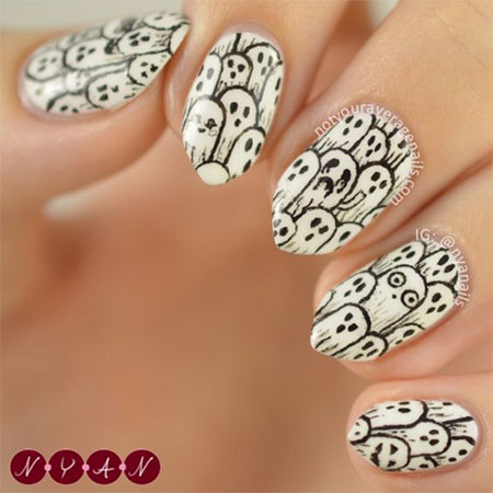 20-Simple-Easy-Halloween-Themed-Nails-Art-Designs-2016-19