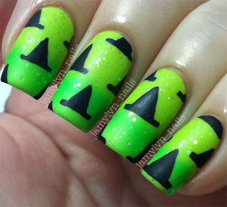20-Simple-Easy-Halloween-Themed-Nails-Art-Designs-2016-21
