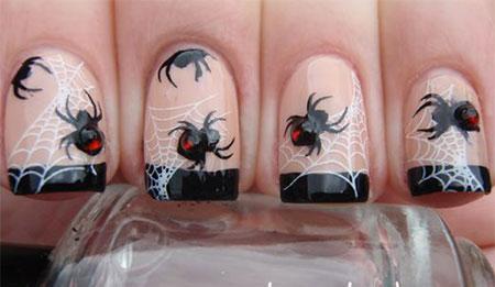 12-halloween-spider-web-nail-art-designs-ideas-2016-12
