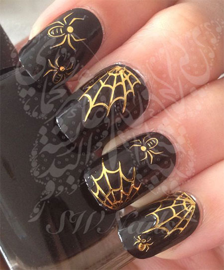 12-halloween-spider-web-nail-art-designs-ideas-2016-3