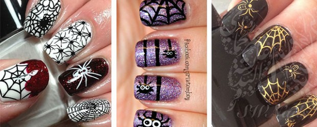 12-halloween-spider-web-nail-art-designs-ideas-2016-f