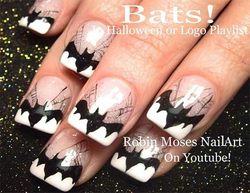 15-Halloween-Bat-Nails-Art-Designs-Ideas-2016-1