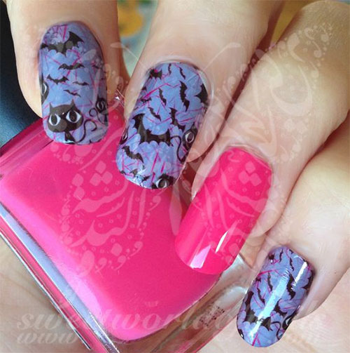 15-Halloween-Bat-Nails-Art-Designs-Ideas-2016-2