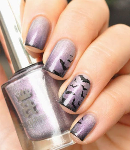 15-Halloween-Bat-Nails-Art-Designs-Ideas-2016-4