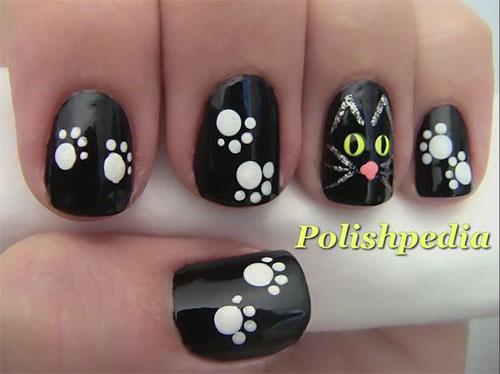 15-halloween-cat-nail-art-designs-ideas-2016-12