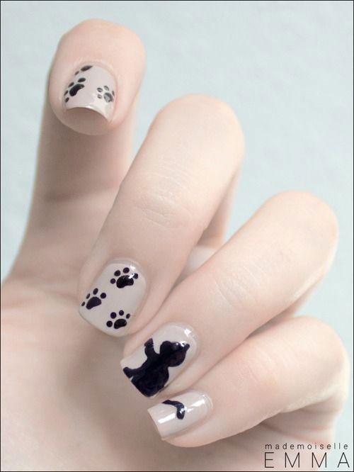 15-halloween-cat-nail-art-designs-ideas-2016-15