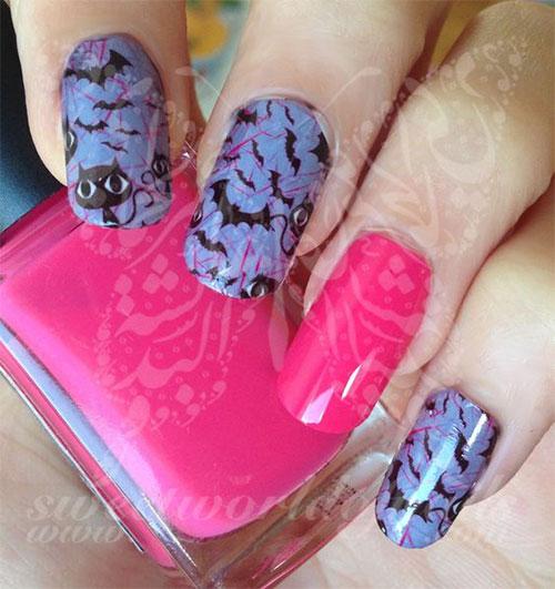 15-halloween-cat-nail-art-designs-ideas-2016-2