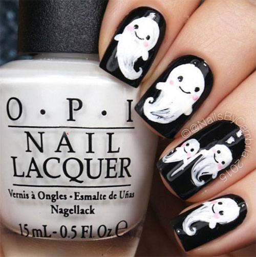 15-halloween-ghost-nails-art-designs-ideas-2016-1