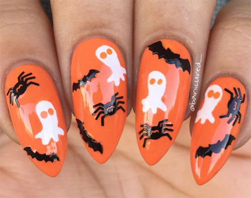 15-halloween-ghost-nails-art-designs-ideas-2016-13