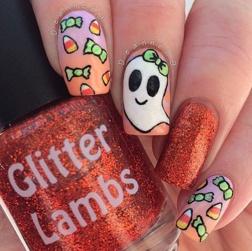 15-halloween-ghost-nails-art-designs-ideas-2016-6