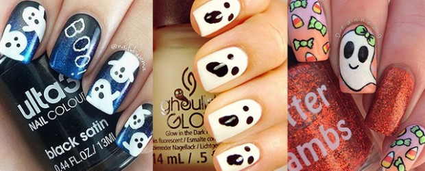 15-halloween-ghost-nails-art-designs-ideas-2016-f