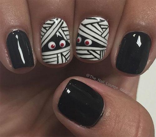 15-halloween-mummy-nail-art-designs-ideas-2016-8