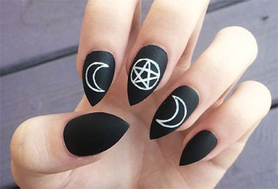 15-Witch-Halloween-Nails-Art-Designs-Ideas-2016-16