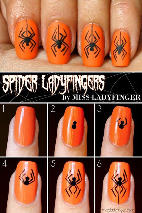 18-best-easy-halloween-nails-art-tutorials-for-beginners-learners-2016-14