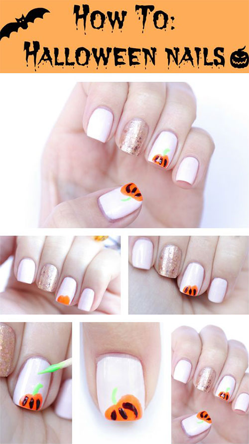 18-best-easy-halloween-nails-art-tutorials-for-beginners-learners-2016-5