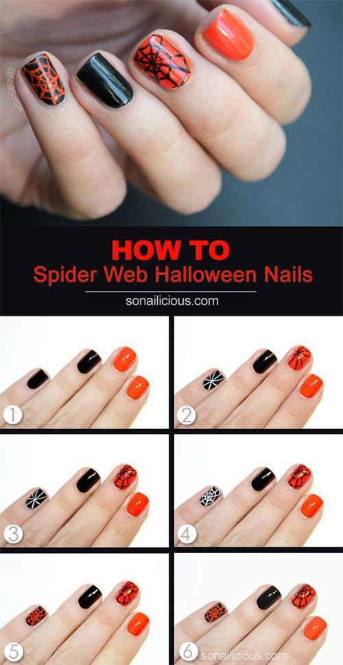 18-best-easy-halloween-nails-art-tutorials-for-beginners-learners-2016-8