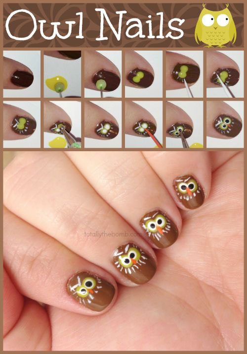 18-best-easy-halloween-nails-art-tutorials-for-beginners-learners-2016-9