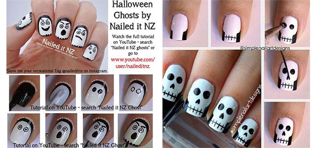 12 Easy Christmas Present Nail Art Designs Ideas 2015 Xmas