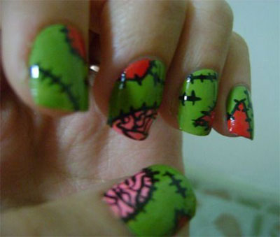 20-Zombie-Nail-Art-Designs-Ideas-2016-Halloween-Nails-12