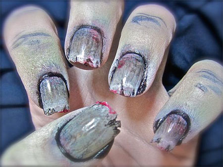 20-Zombie-Nail-Art-Designs-Ideas-2016-Halloween-Nails-2