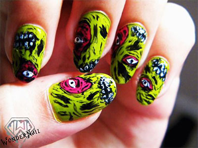 20-Zombie-Nail-Art-Designs-Ideas-2016-Halloween-Nails-6
