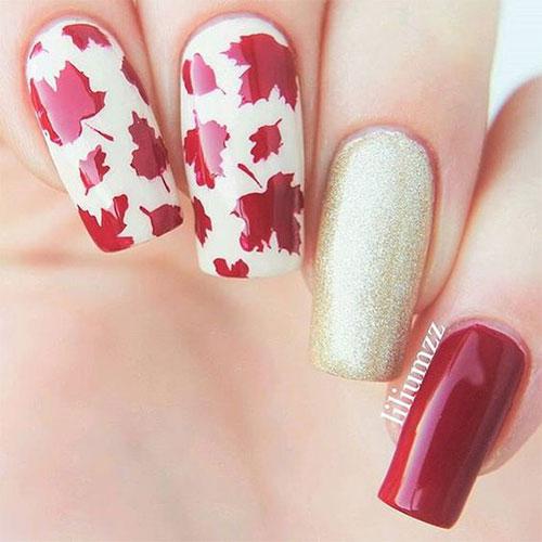 12-autumn-leaf-nail-art-designs-ideas-2016-8