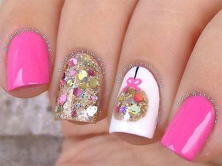 15-christmas-gel-nails-art-designs-ideas-2016-13