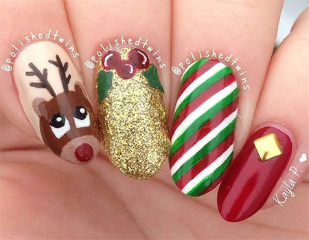 15-christmas-gel-nails-art-designs-ideas-2016-14