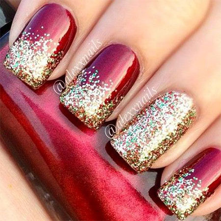15-christmas-gel-nails-art-designs-ideas-2016-4