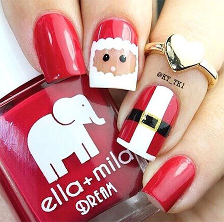15-christmas-gel-nails-art-designs-ideas-2016-5