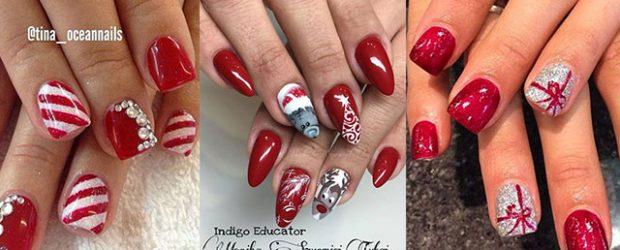 15-christmas-gel-nails-art-designs-ideas-2016-f