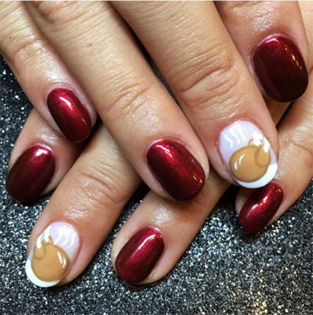 18-turkey-nail-art-designs-ideas-2016-thanksgiving-nails-2