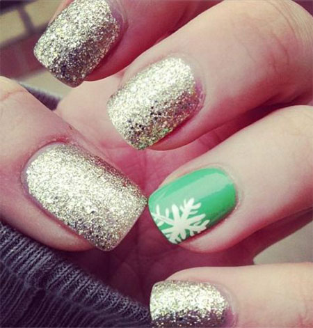 20-easy-cute-christmas-nails-art-designs-ideas-2016-13