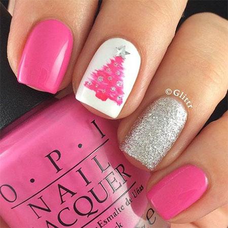 20-easy-cute-christmas-nails-art-designs-ideas-2016-3