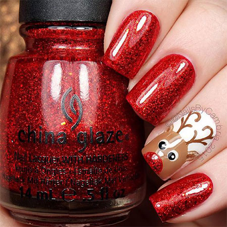20-easy-cute-christmas-nails-art-designs-ideas-2016-8