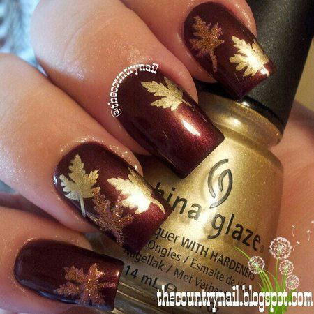25-best-autumn-nail-art-designs-ideas-2016-15