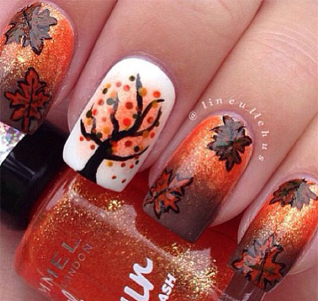 25-best-autumn-nail-art-designs-ideas-2016-8