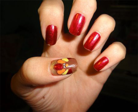 30-best-thanksgiving-nails-art-designs-ideas-2016-19