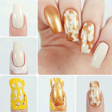 easy-simple-autumn-nail-art-tutorials-for-beginners-2016-1
