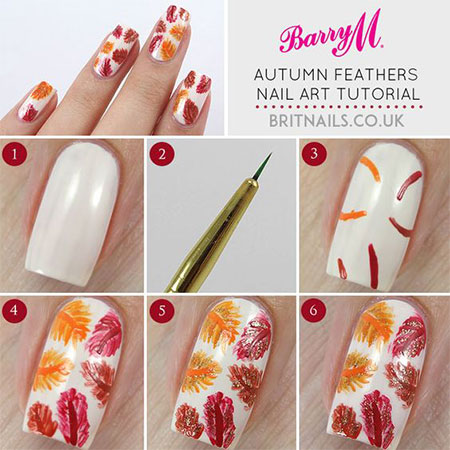 easy-simple-autumn-nail-art-tutorials-for-beginners-2016-2