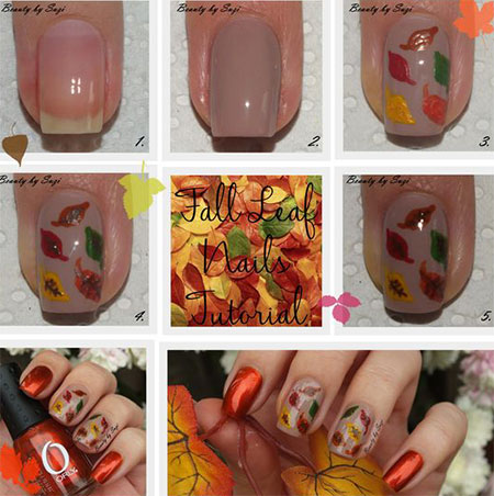 easy-simple-autumn-nail-art-tutorials-for-beginners-2016-3