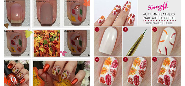 easy-simple-autumn-nail-art-tutorials-for-beginners-2016-f
