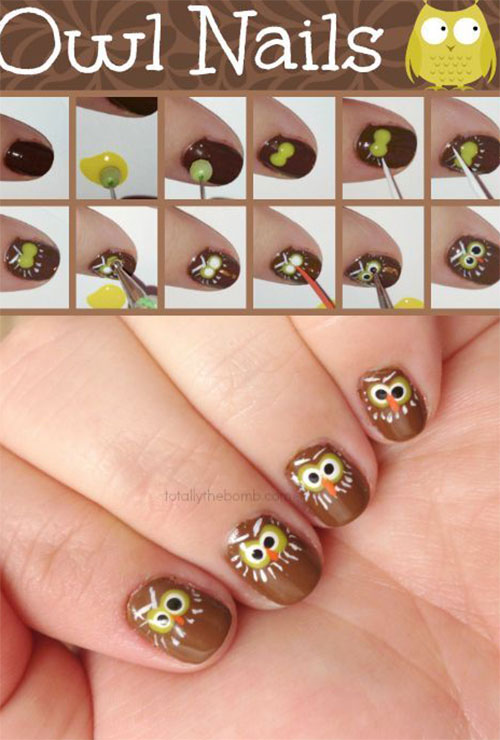 step-by-step-thanksgiving-nail-art-tutorials-for-learners-2016-5
