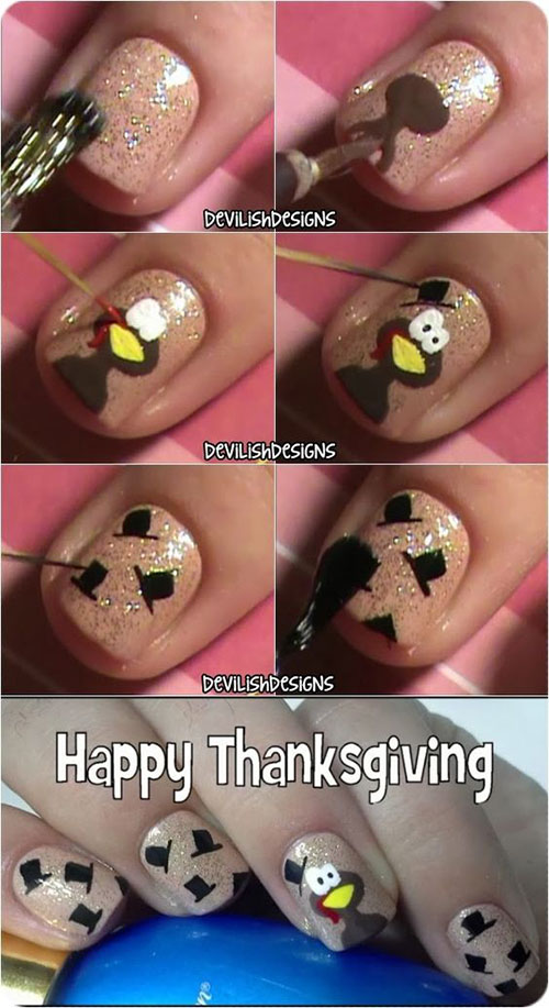 step-by-step-thanksgiving-nail-art-tutorials-for-learners-2016-6