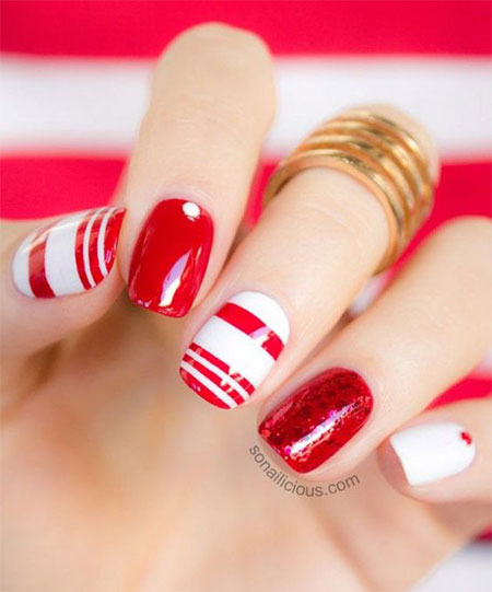 12-red-green-white-christmas-nail-art-designs-ideas-2016-xmas-nails-12