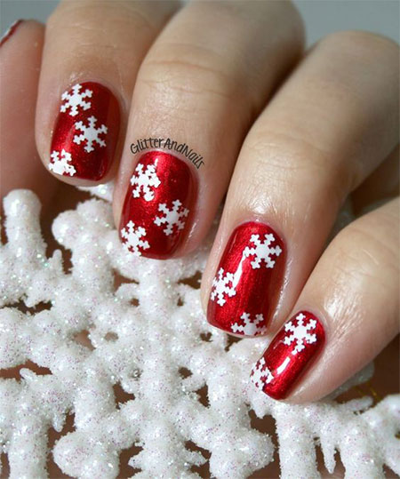 12-red-green-white-christmas-nail-art-designs-ideas-2016-xmas-nails-13