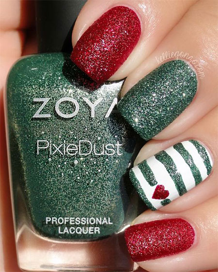 12-red-green-white-christmas-nail-art-designs-ideas-2016-xmas-nails-3