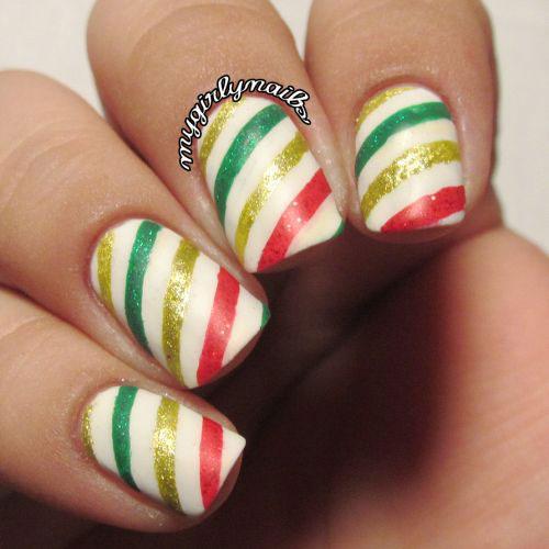 15-christmas-glitter-acrylic-nail-art-designs-2016-xmas-nails-15